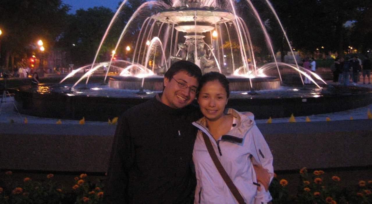 Rayen y Carlos