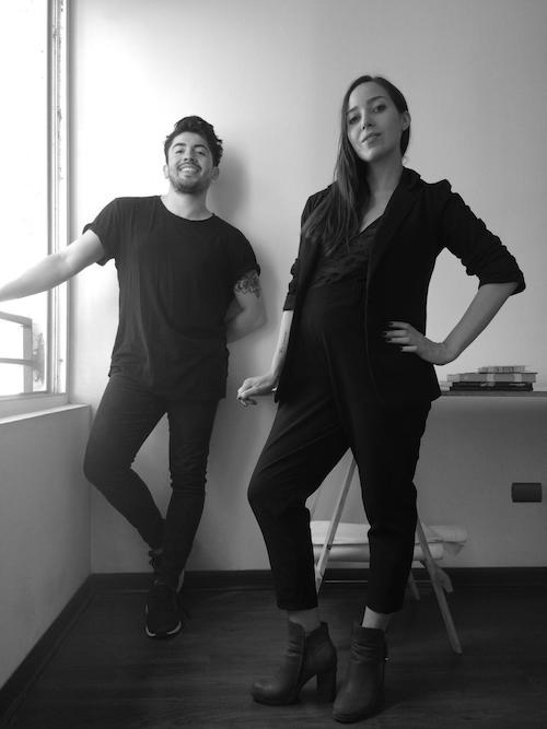 Rubén y Maira