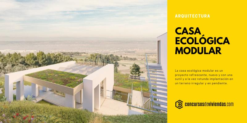 Casa Ecológica Modular