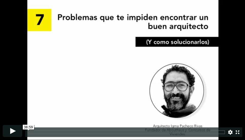 Portada video 7 problemas