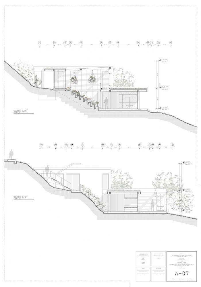 Proyecto Básico Casa Ecologica 10