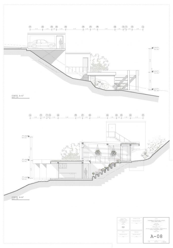 Proyecto Básico Casa Ecologica 11