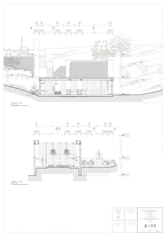Proyecto Básico Casa Ecologica 12