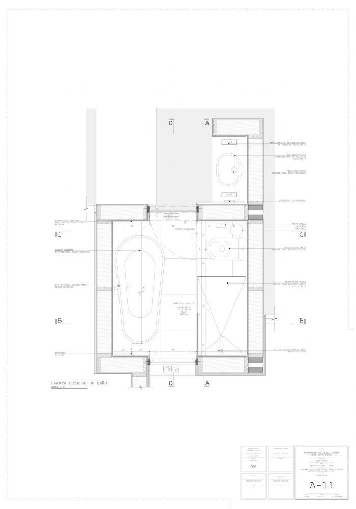 Proyecto Básico Casa Ecologica 14