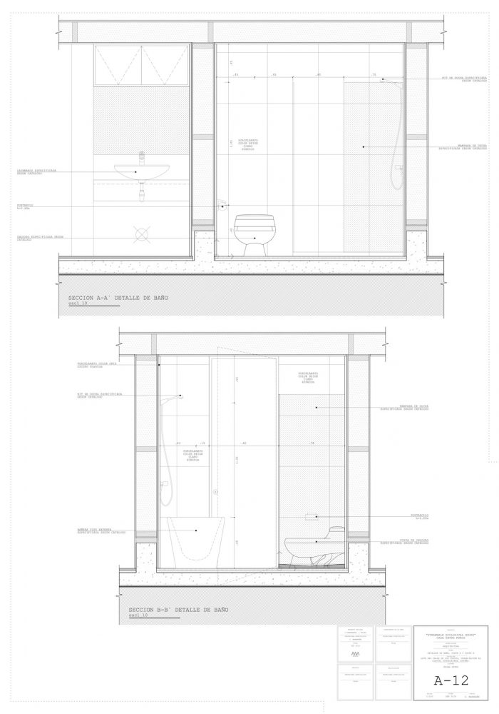 Proyecto Básico Casa Ecologica 15