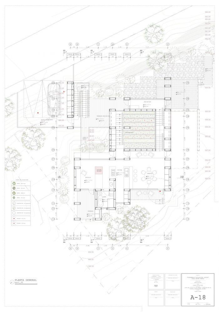 Proyecto Básico Casa Ecologica 19