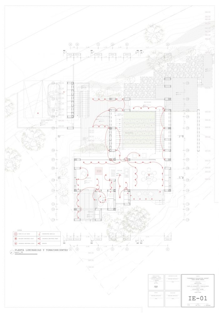 Proyecto Básico Casa Ecologica 20