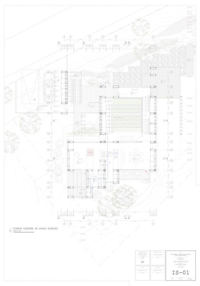 Proyecto Básico Casa Ecologica 21