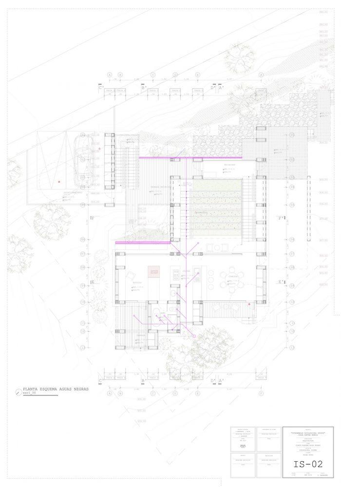 Proyecto Básico Casa Ecologica 22