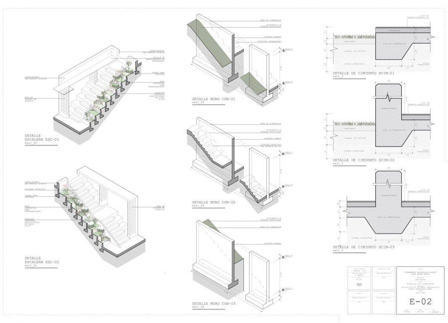 Proyecto Básico Casa Ecologica 25