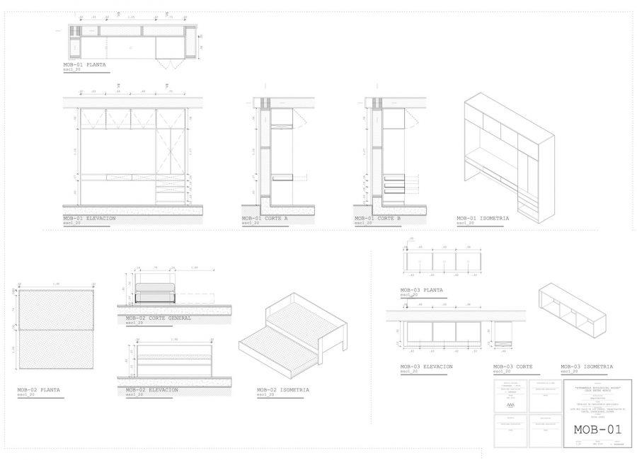 Proyecto Básico Casa Ecologica 28