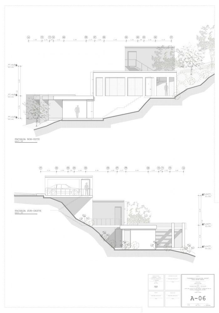 Proyecto Básico Casa Ecologica 9